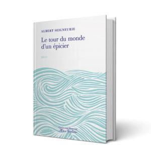 Couverture de l'ouvrage le Tour du Monde d'un épicier