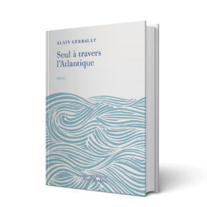 Couverture de l'ouvrage Seuls à travers l'Atlantique